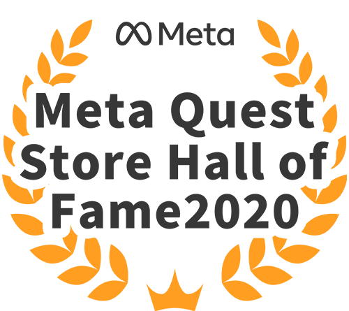 Oculus Quest Store Hall of Fame2020