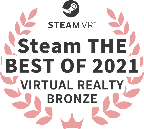 Steam THE BEST OF 2019 VIRTUAL REALTY BRONZE